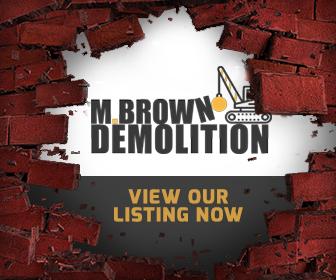 M Brown Demolition Limited