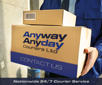 Anyway Anyday Couriers Ltd
