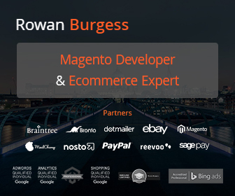 Rowan Burgess Ecommerce Consultancy