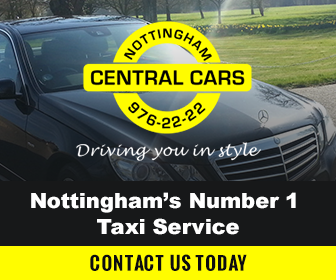 Central Cars Nottingham Limited