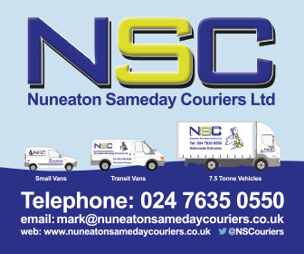 Nuneaton Sameday Couriers Ltd