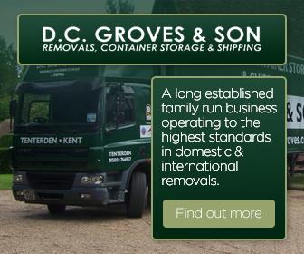 Tenterden Removals T/A D.C Groves & Son