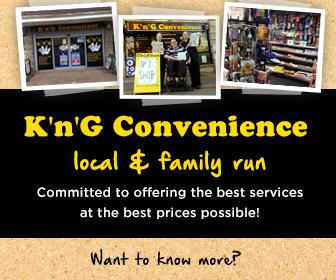 K 'n' G Convenience